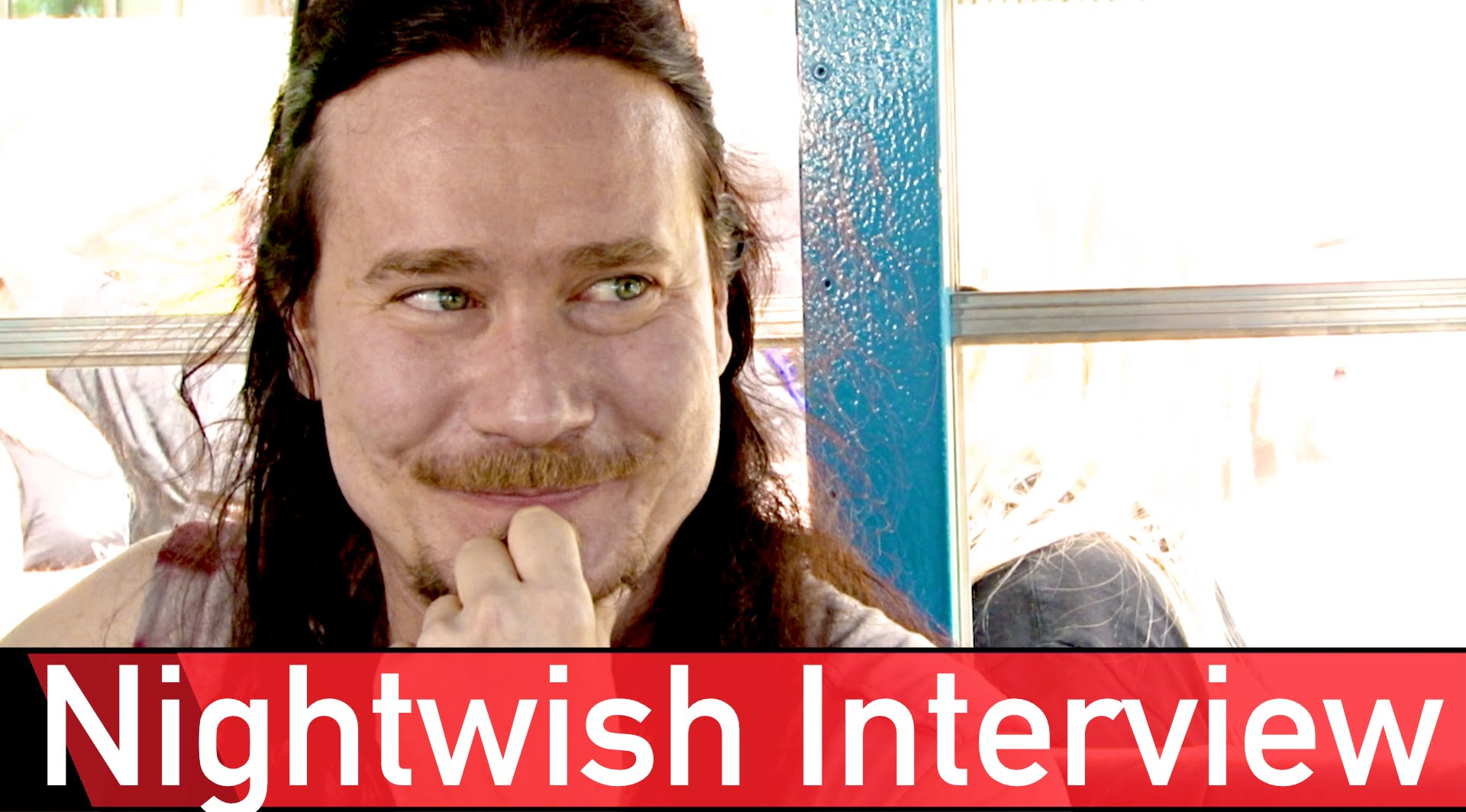 "No ""Nightwishes"" in 2017 - Tuomas Holopainen Interview - ROCK ANTENNE"