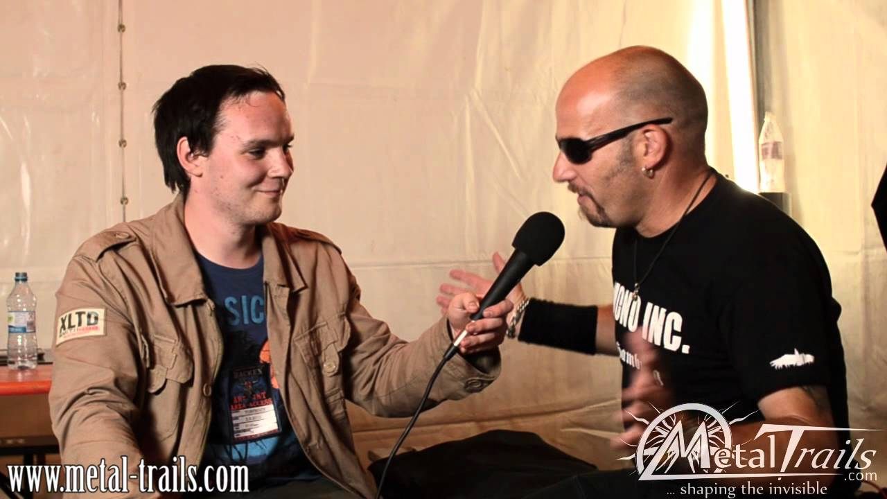 "Mono Inc. Interview mit Carl Fornia @ Wacken Open Air - ""After the War"""