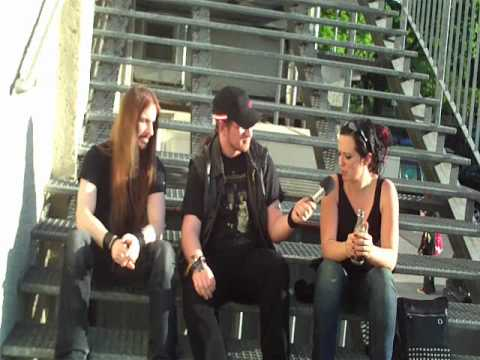 Xandria Interview mit Kalle-Rock.de - 20.05.2012