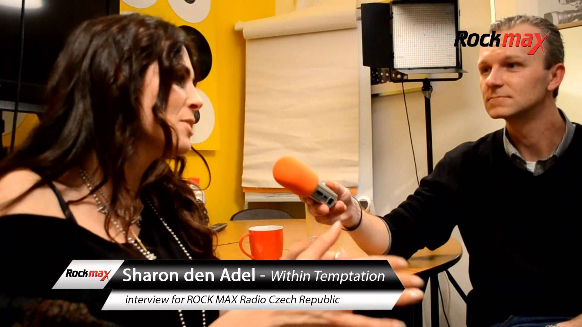 Within Temptation - Sharon den Adel Interview 2014