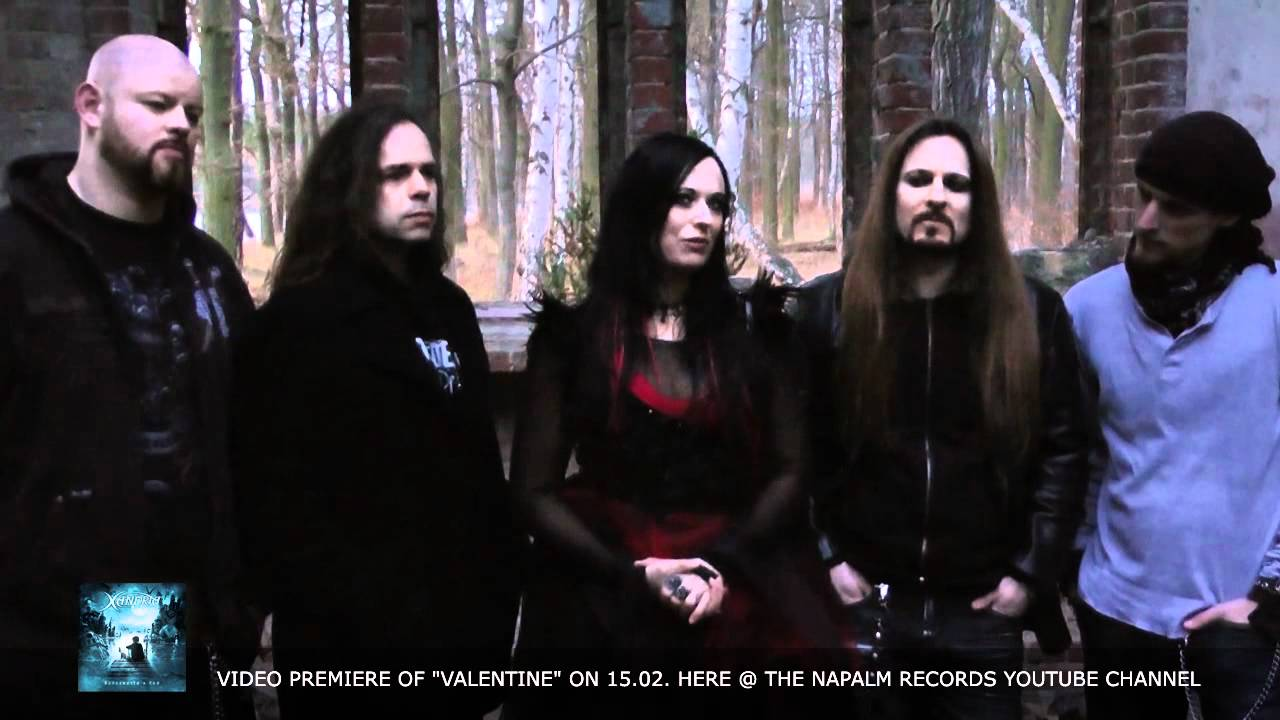 XANDRIA - Neverworld's End (Interview) | Napalm Records