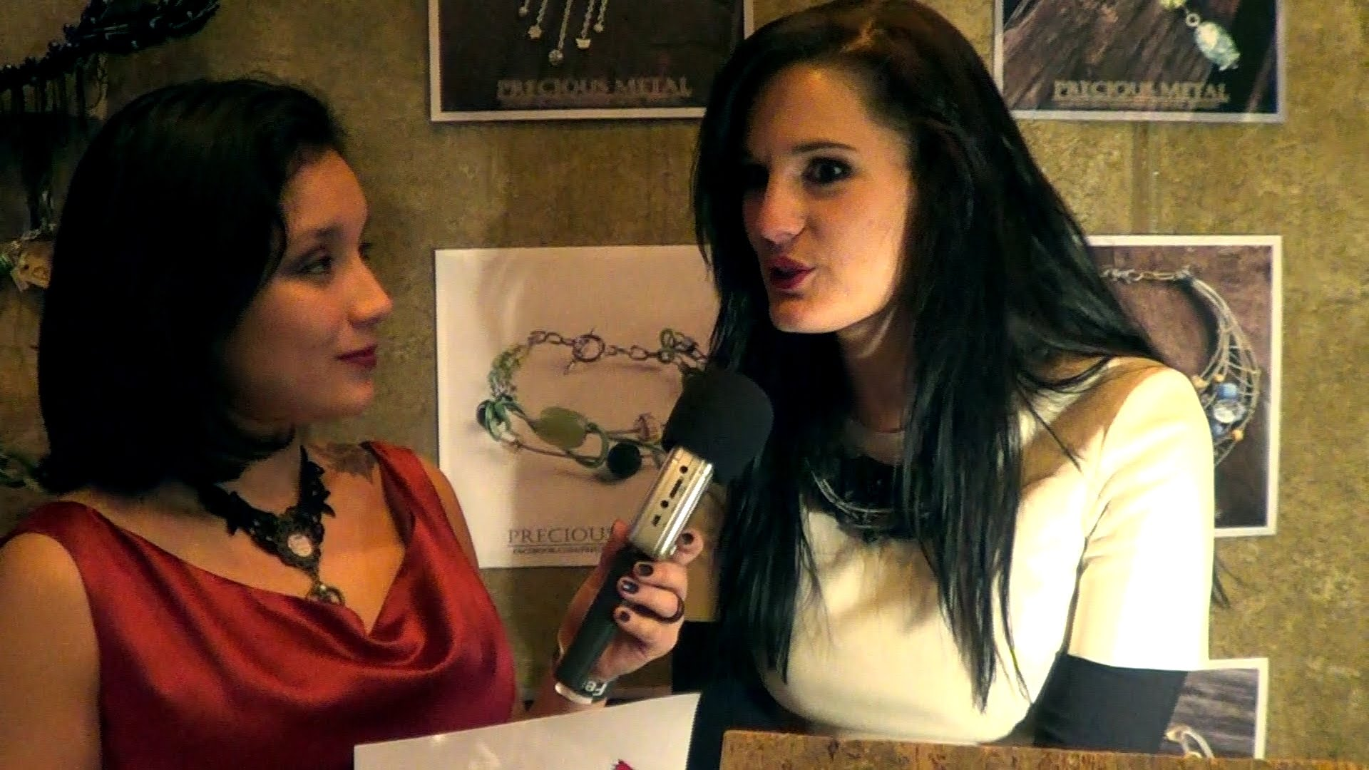 Xandria: Interview with Dianne van Giersbergen at FemME 2015