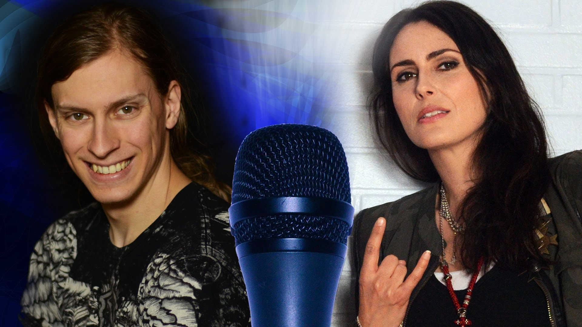 "Sharon den Adel: ""People listening to metal are outcasts!"" Within Temptation Interview 2014"