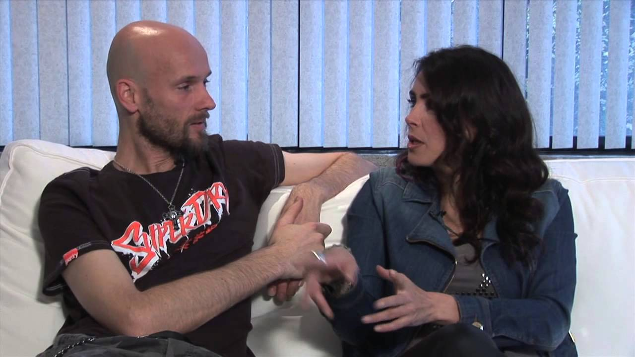 Within Temptation interview - Sharon and Robert about Hydra
