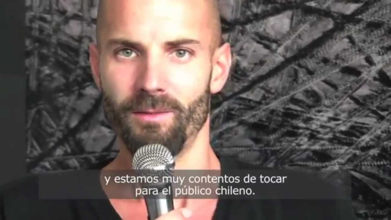 2010.11.24 - Interview Oliver Riedel, Santiago, Chile