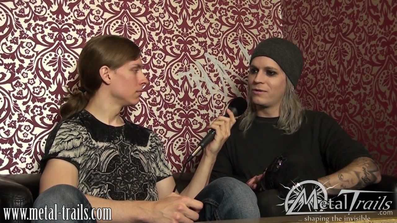 """Lord of the Lost Interview mit Chris Harms @ Dark End Festival 2013 - """"Die Tomorrow"""""""