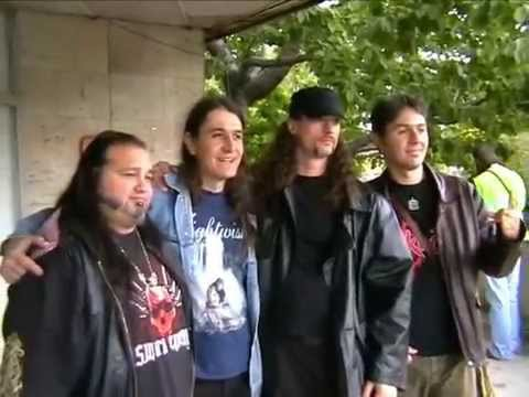 CREMATORY - Backstage Part 1 (Official)