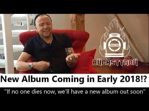 Rammstein's Paul Landers Talks New Album, Fire and More [GER/ENG/ES/PT/EST]