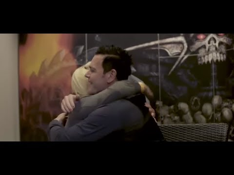 Rammstein - A Cute Little Hug from Richard Kruspe  | Interview 2017