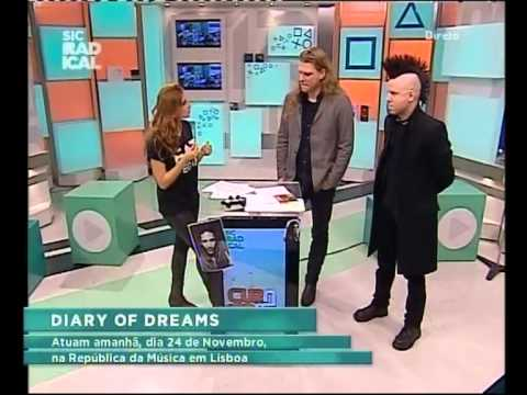 Entrevista Diary Of Dreams (aus Portugal)