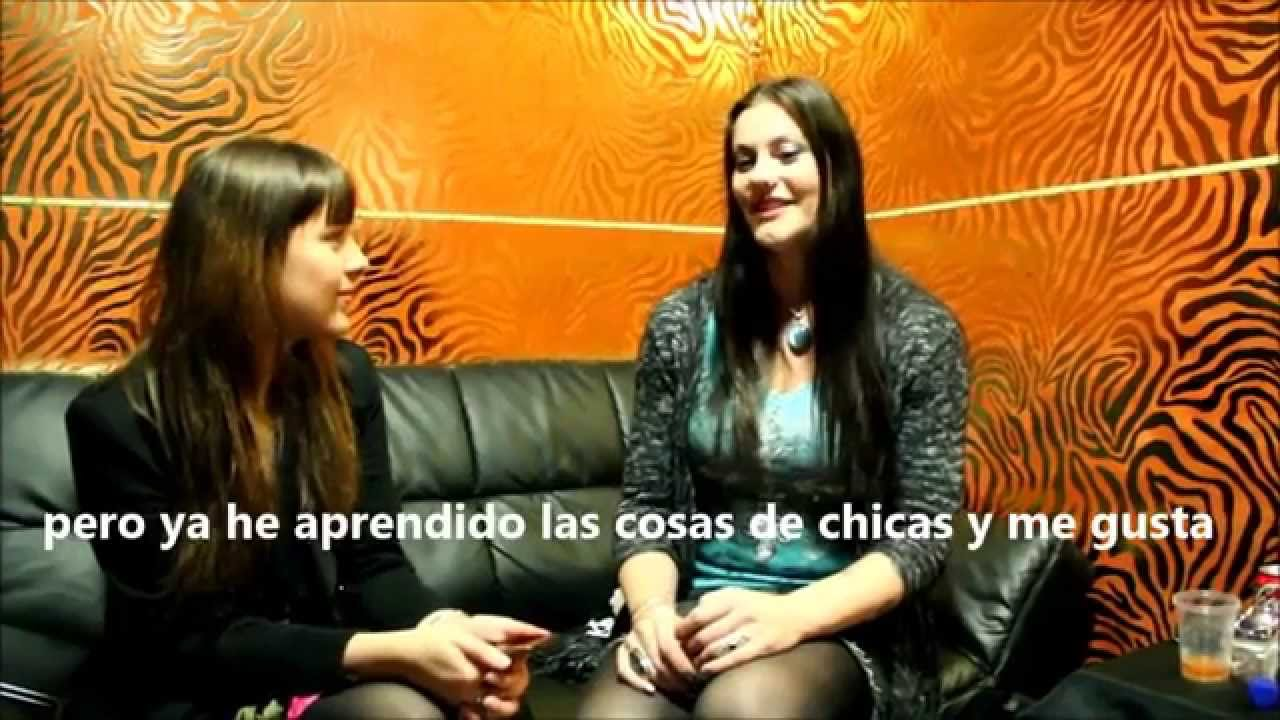 Floor Jansen-Exclusive Interview in Latin America. June-2014.