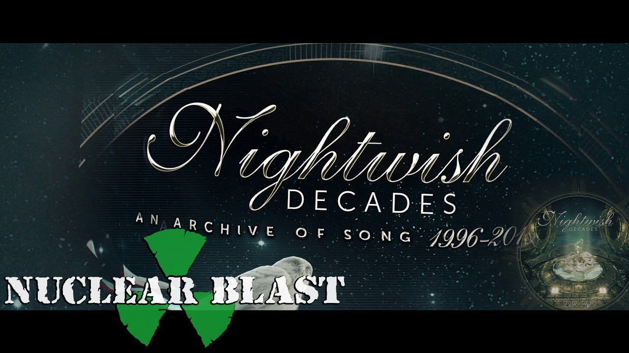 NIGHTWISH – Decades: The Songs (OFFICIAL TRAILER #1)