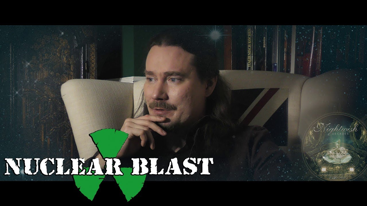 NIGHTWISH - How The Idea Of 'Decades' Was Born (OFFICIAL TRAILER #4)