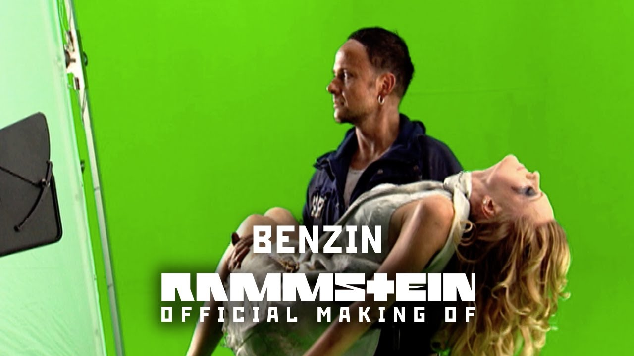 Rammstein - Benzin (Official Making Of)