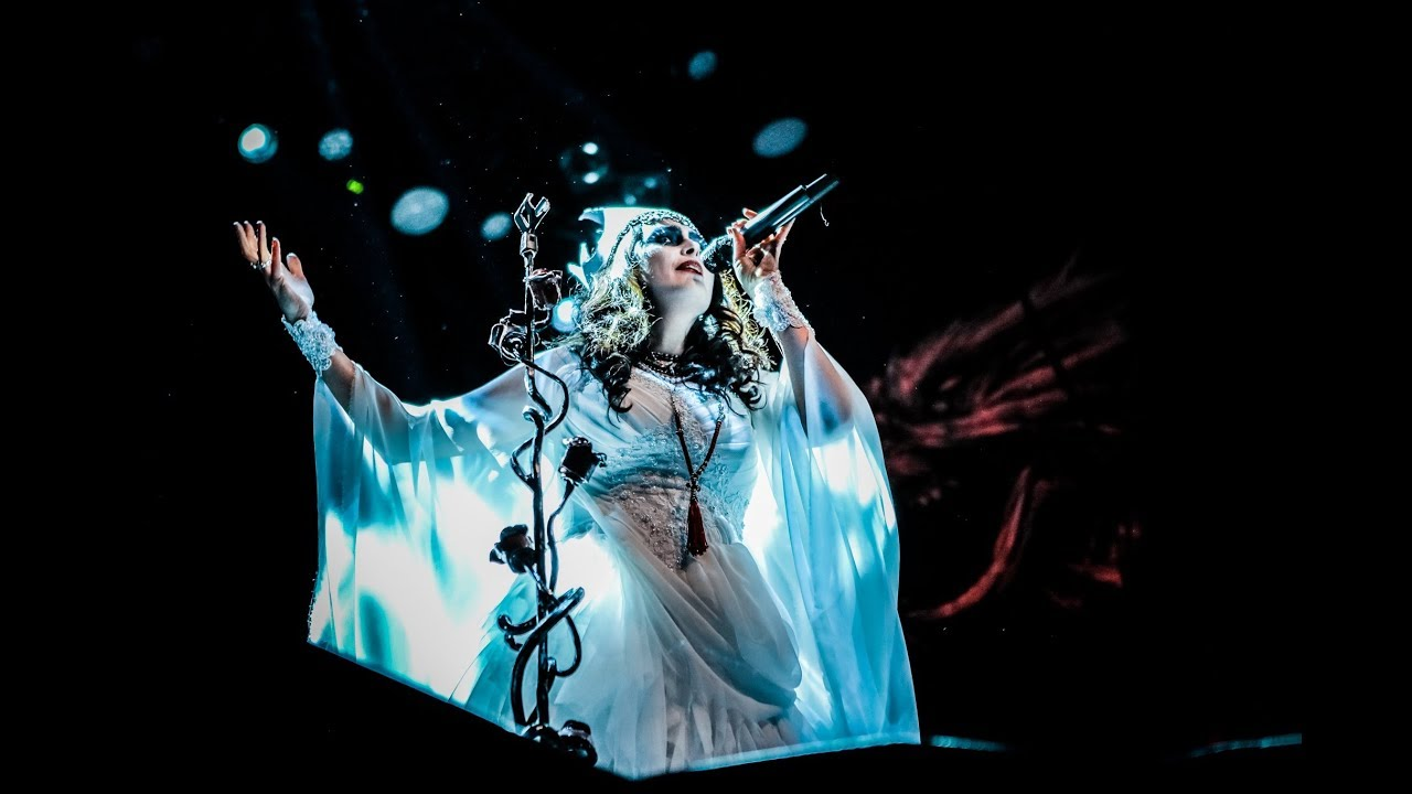 Within Temptation - The Power Of Love - Live at Black X-Mas 2016