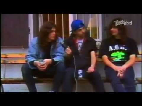 Blind Guardian - Interview von 1991