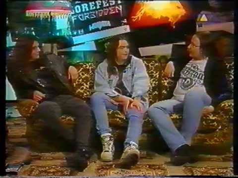 Blind Guardian - Interview 04.1995 (TV)