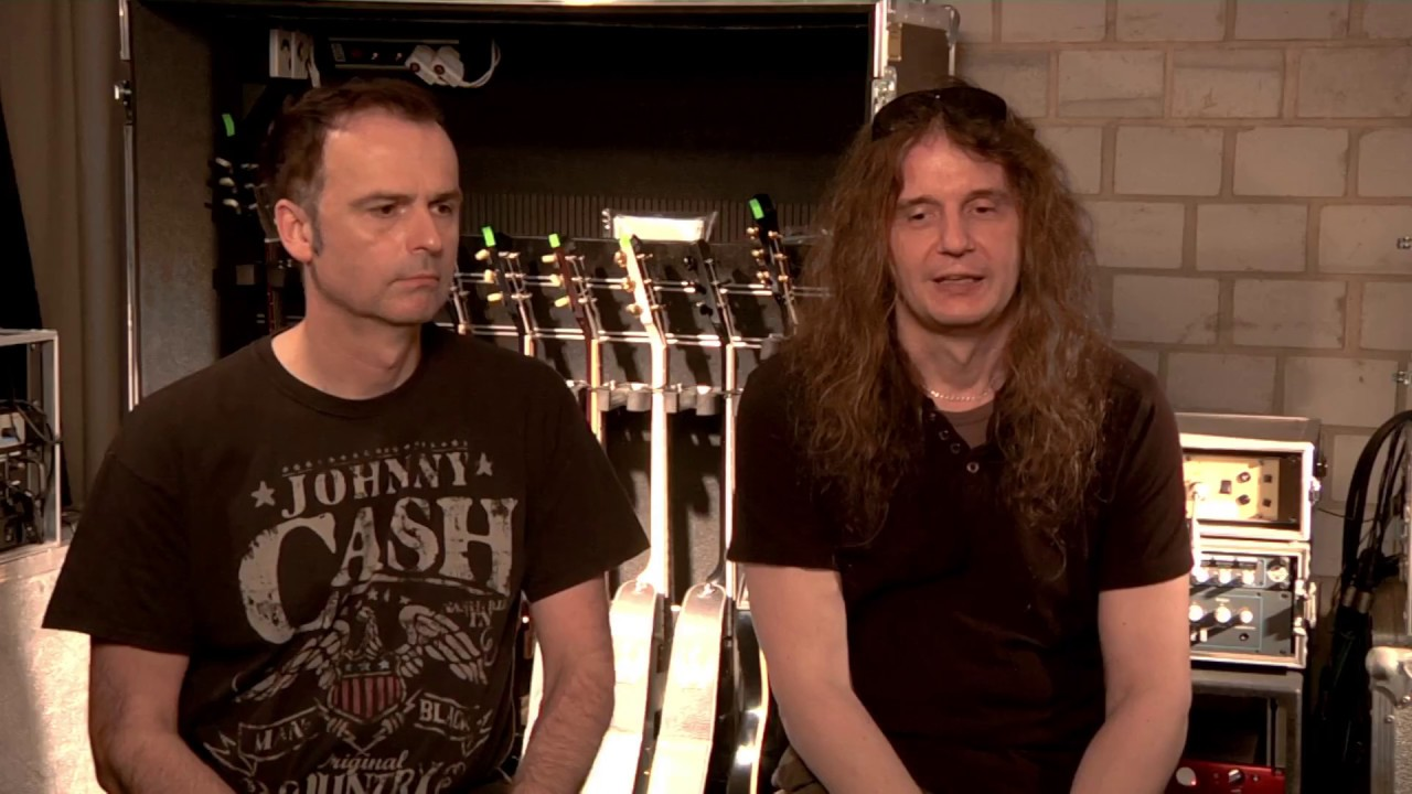 BLIND GUARDIAN - Live Beyond The Spheres: Live Album (OFFICIAL INTERVIEW)