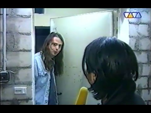 Blind Guardian - Krefeld Rehearsal Room 04.1996 TV-Report (Interview & Unplugged)