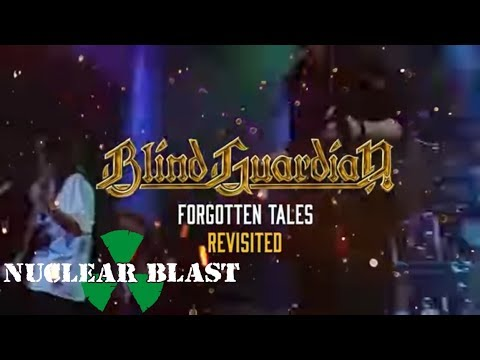 BLIND GUARDIAN - Forgotten Tales (OFFICIAL INTERVIEW)