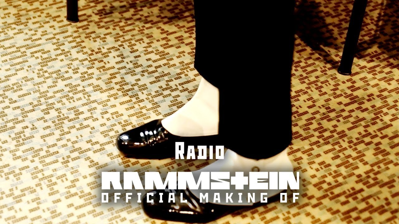 Rammstein - Radio (Official Making Of)