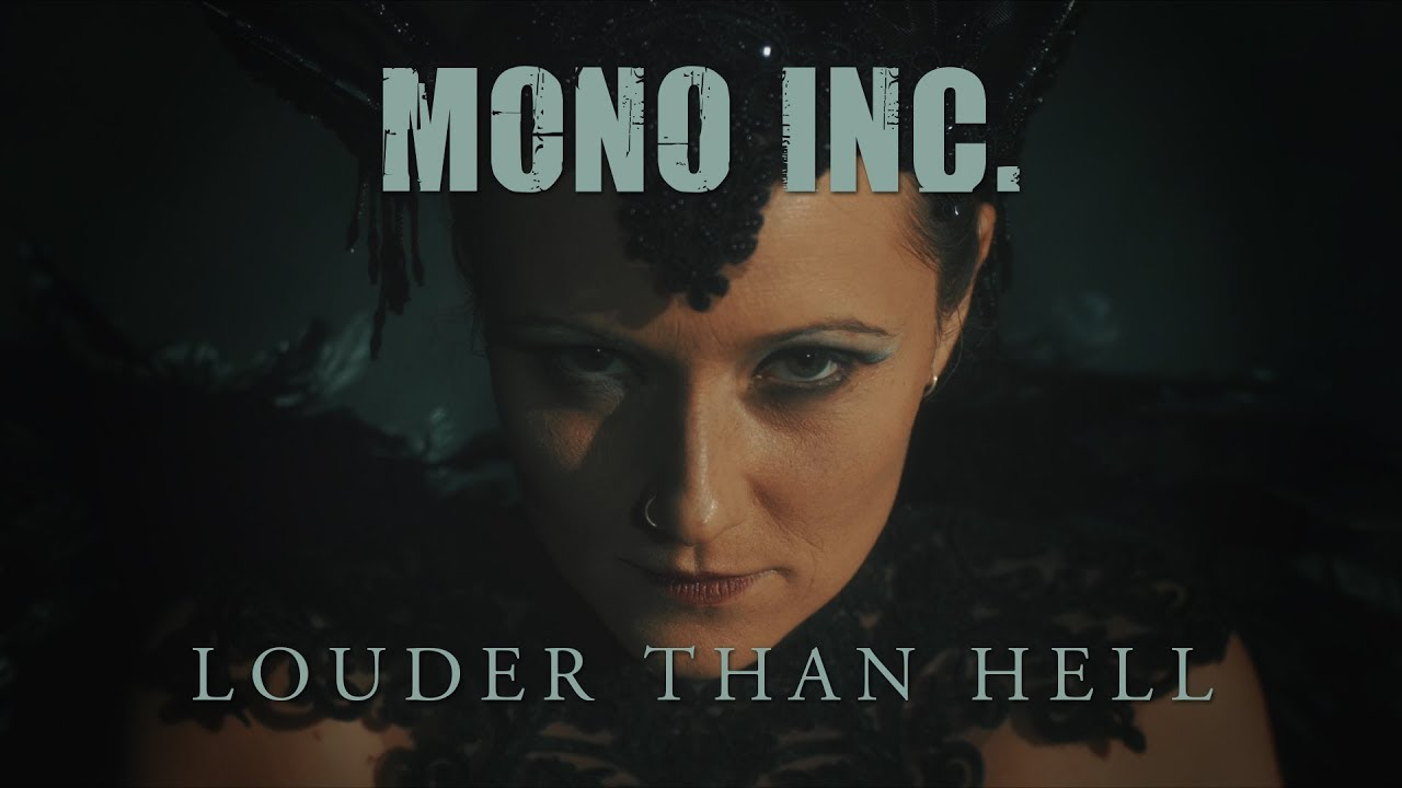 MONO INC. - Louder than Hell (Official Video)