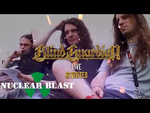 BLIND GUARDIAN - Live Revisited (OFFICIAL INTERVIEW)