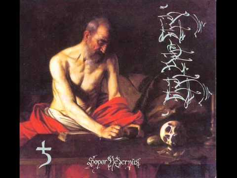 Saltatio Crudelitatis - Sopor Aeternus and The Ensemble of Shadows