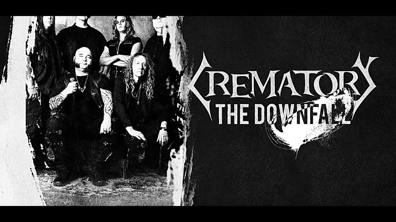 CREMATORY - The Downfall (Official Lyric Video) | Napalm Records