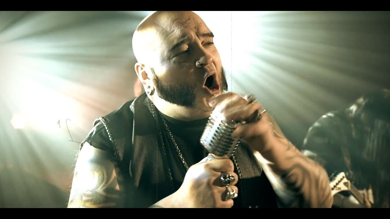 CREMATORY ft. Robse (Equilibrium) - Unbroken (Official Video) | Napalm Records