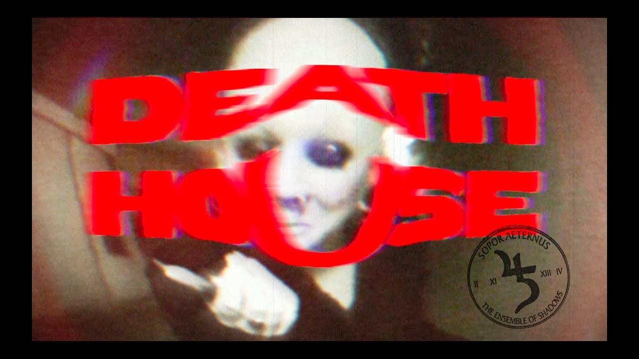 "SOPOR AETERNUS: ""DeathHouse"" (lyric video)"