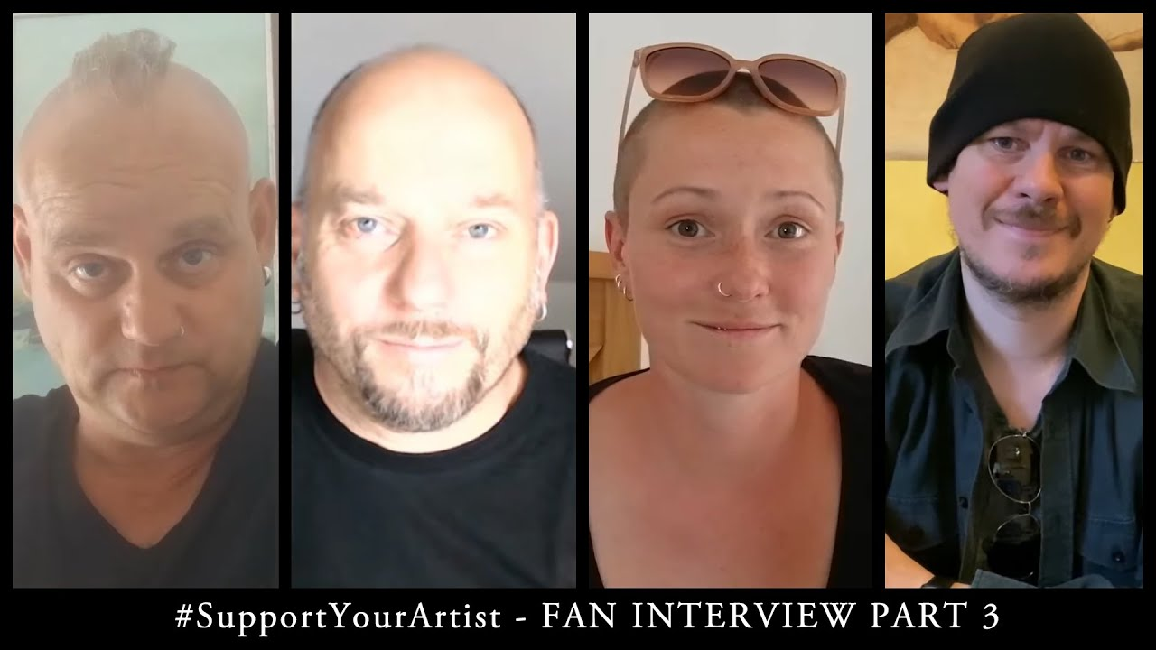 MONO INC. - #SupportYourArtist Fan-Interview (Part 3)