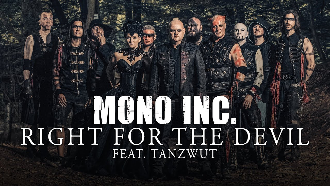 MONO INC. - Right For The Devil feat. Tanzwut (Official Video)