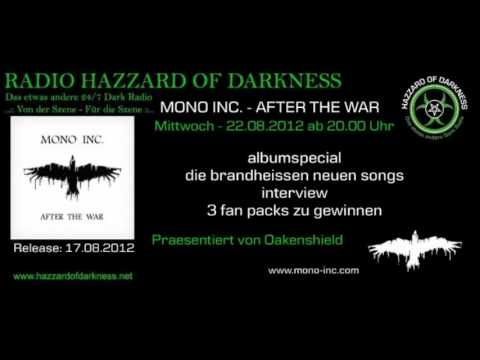 Radio HaZZard of Darkness - Interview mit Mono Inc.