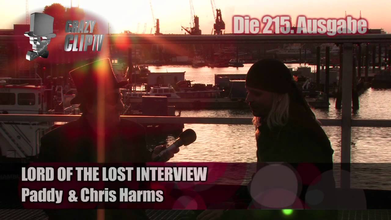 Lord Of The Lost Interview (official) - Crazy Clip TV 215