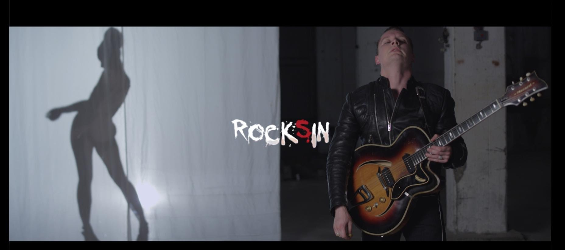 "ROCKSIN ""Devil or Angel"" feat. Chris Harms (Official Video)"