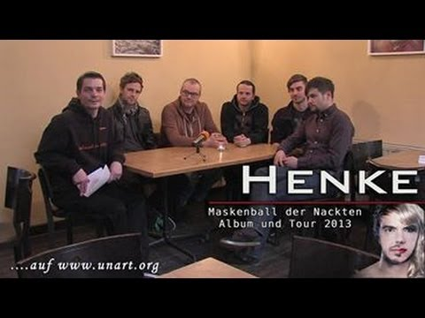 UnArt Live TV - Interview Henke, Bahnhof Langendreer Bochum 2013