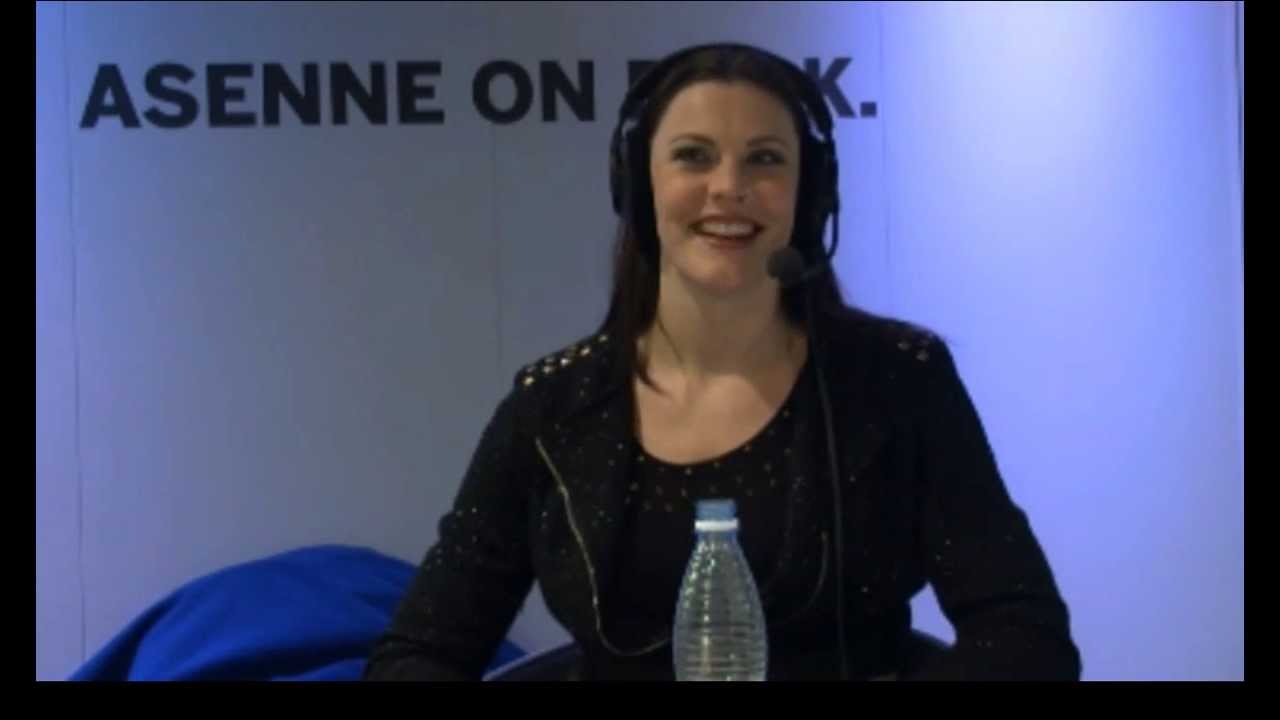 Floor Jansen - Interview [About Nightwish](RadioRock) 07.11.2013