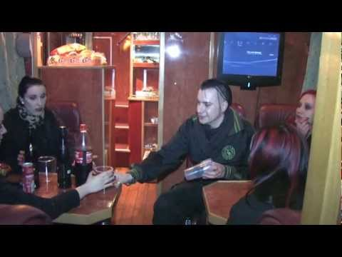 Blutengel nach der Show [Tränenherz] (Blutengel after the show) [HD] 2011