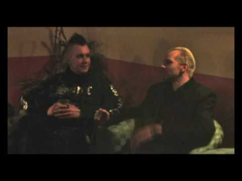 Blutengel Interview Plage Noire 2009