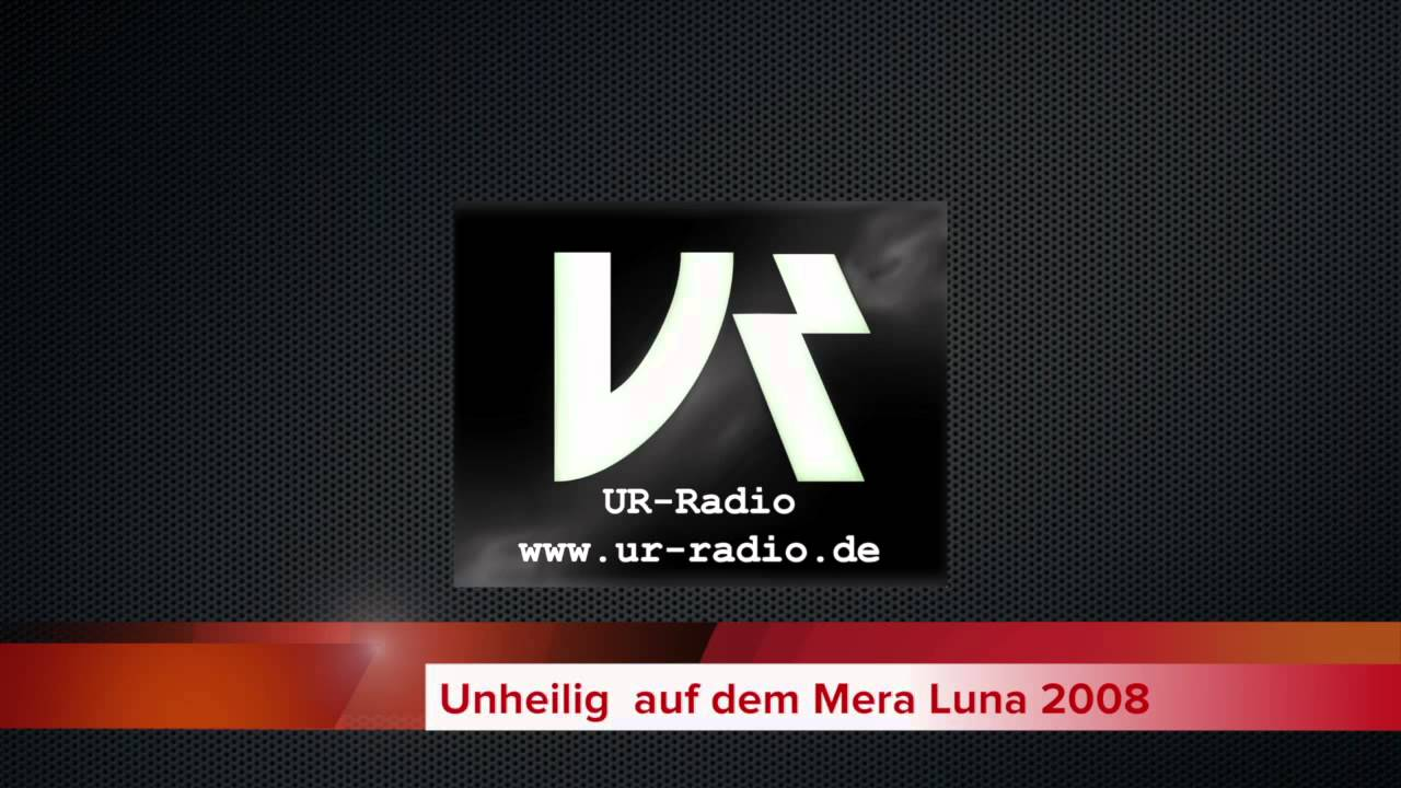 Interview mit Unheilig (2008)