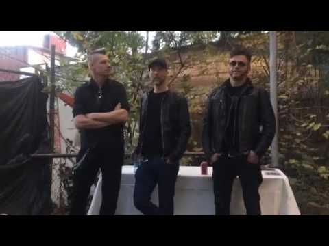 Summa Inferno – OOMPH!, Meet & Greet, Questions & Answers (Mexico, 03.12.2016.)