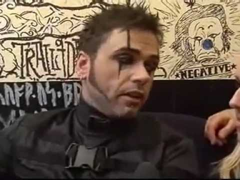 Oomph! Interview vor dem Konzert (Köln,25.8.2008) Part 1