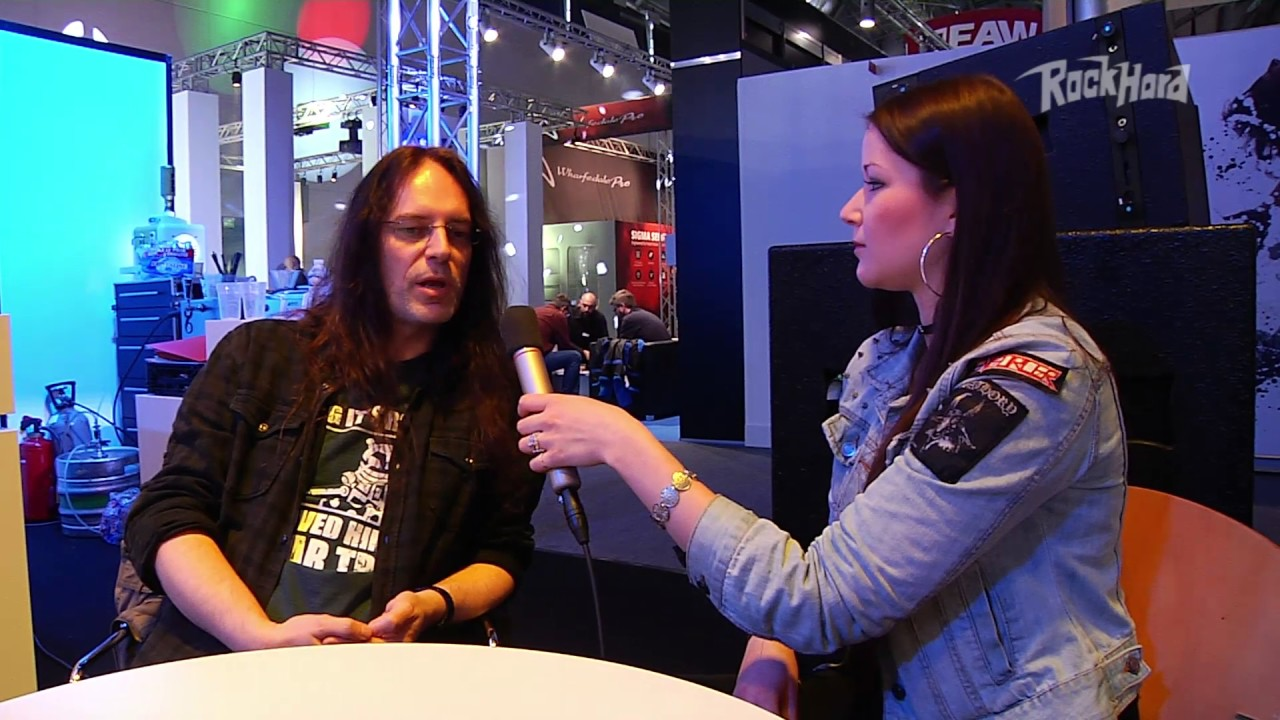 Interview with Marcus Siepen at Musikmesse Frankfurt 2017