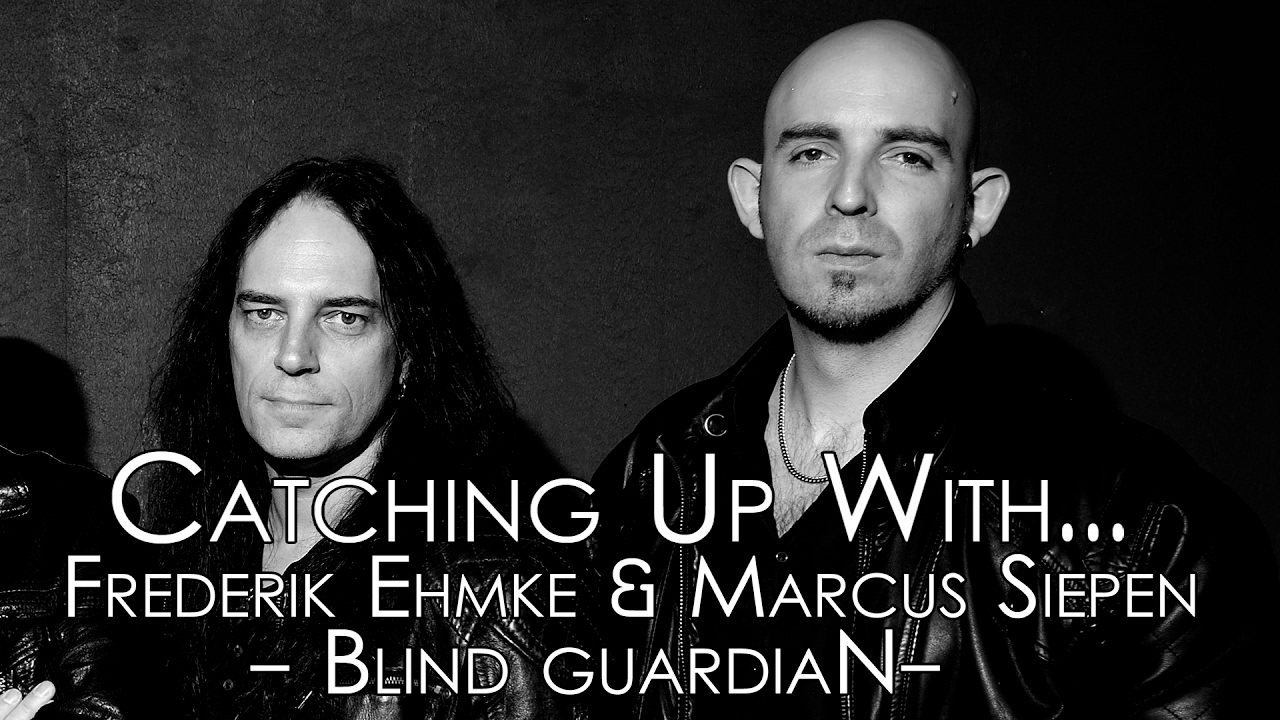 Frederik Ehmke & Marcus Siepen | Blind Guardian | Gear Interview