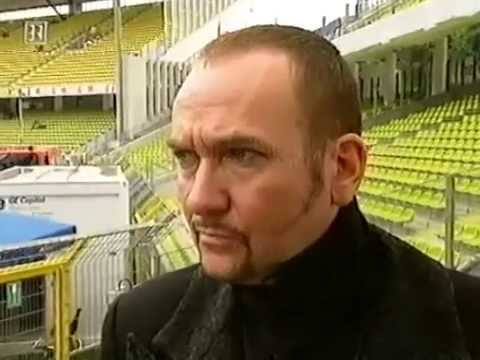 1998 Rock im Park - Interview mit Joachim Witt