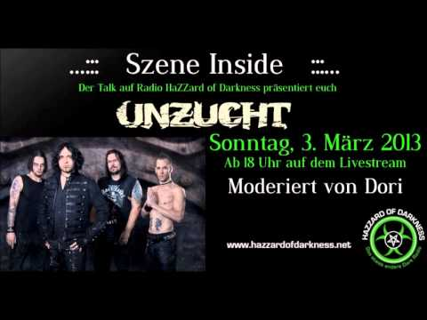 Radio HaZZard of Darkness - Interview mit Unzucht