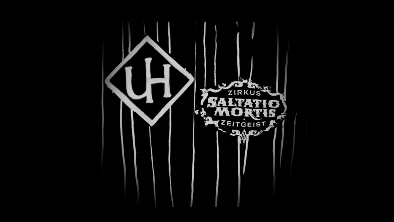 Unheilig - Lebensweg - Saltatio Mortis Cover (Lyric Video)