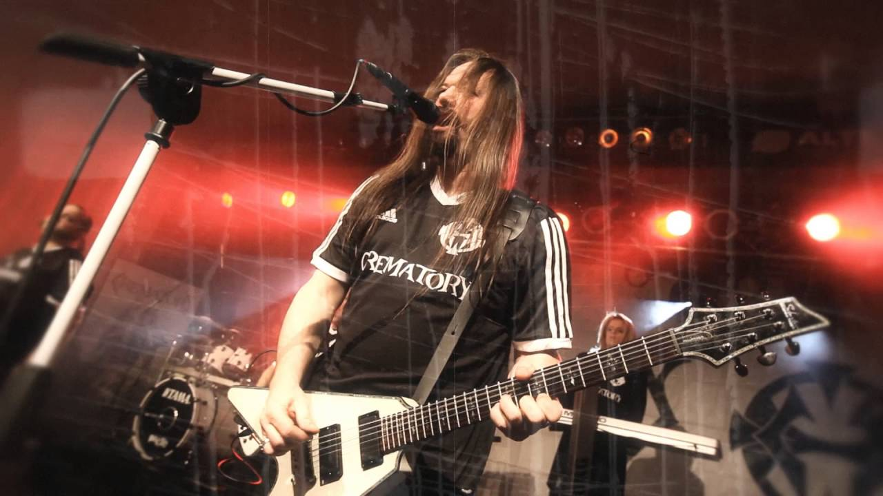 "CREMATORY ""Haus mit Garten"" (Official Video)"