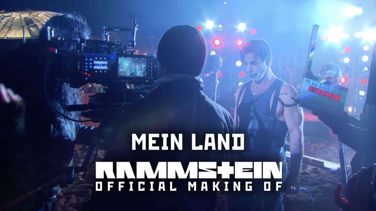 Rammstein - Mein Land (Official Making Of)